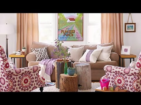 10 Vintage rustic living room design ideas