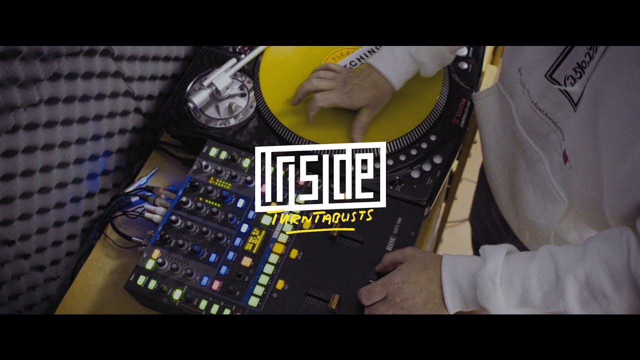INSIDE TURNTABLISTS - S02 E05 - DJ WOODY