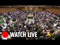 Parliament holds Brexit debate: LIVE