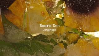 Bear's Den - Longhope (Official Audio)