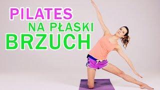 Pilates na płaski brzuch 💞