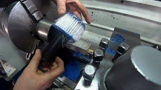 Как расточить фильтр для сапуна