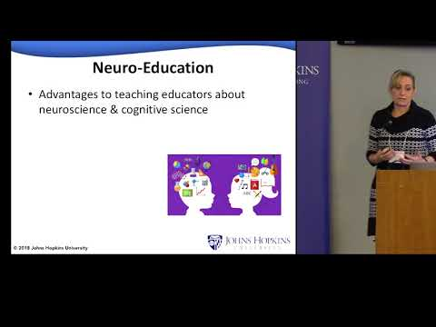 Amy Shelton - Neuro-Education, Educational Neuroscience, and the Research-Practice Gap