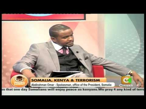 Power Breakfast Interview With Abdirahman Omar - Spokeman, Office of the President Somalia