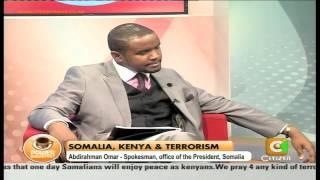 vuclip Power Breakfast Interview With Abdirahman Omar - Spokeman, Office of the President Somalia