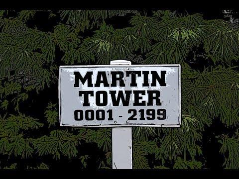 Martin Tower in 2018 (Bethlehem, PA)