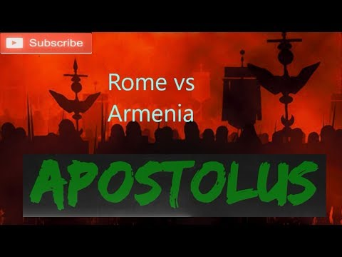 rome total war online battle  #16 1st game after vacation , Armenia vs Rome