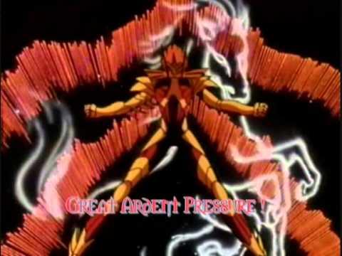 Bin shimada voice (dbz saint seiya slayers)