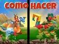 Como hacer al Dragon Fuego y Hieloy al Dragon Azteca