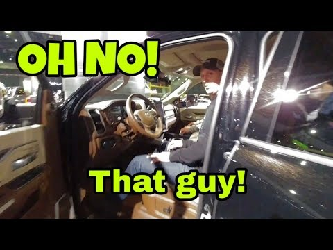 Why the 2019 Chevy 6500HD for work!