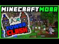 Minecraft MOBA   Tower Clash   PVP Mini Game    Unleash The Hermits!