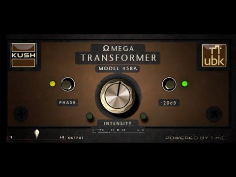 Review - Kush Omega Transformer 458a