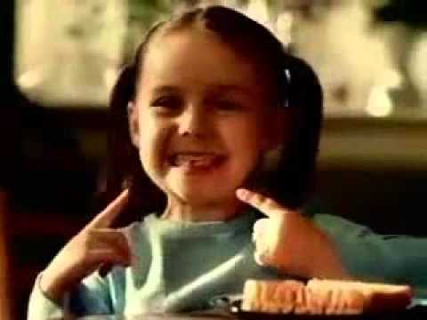 Kraft Singles Commercial with Alyssa Shafer 1