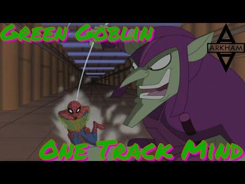 Spectacular Spiderman Green Goblin
