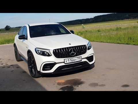 Смотреть Самый быстрый SUV, который сегодня можно купить в России! Тест-драйв Mercedes-AMG GLC63 S 4MATIC+ онлайн