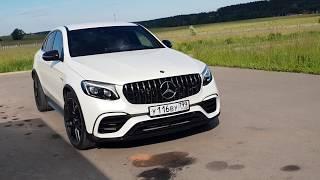 Самый Быстрый Suv, Который Сегодня Можно Купить В России! Тест-Драйв Mercedes-Amg Glc63 S 4matic+