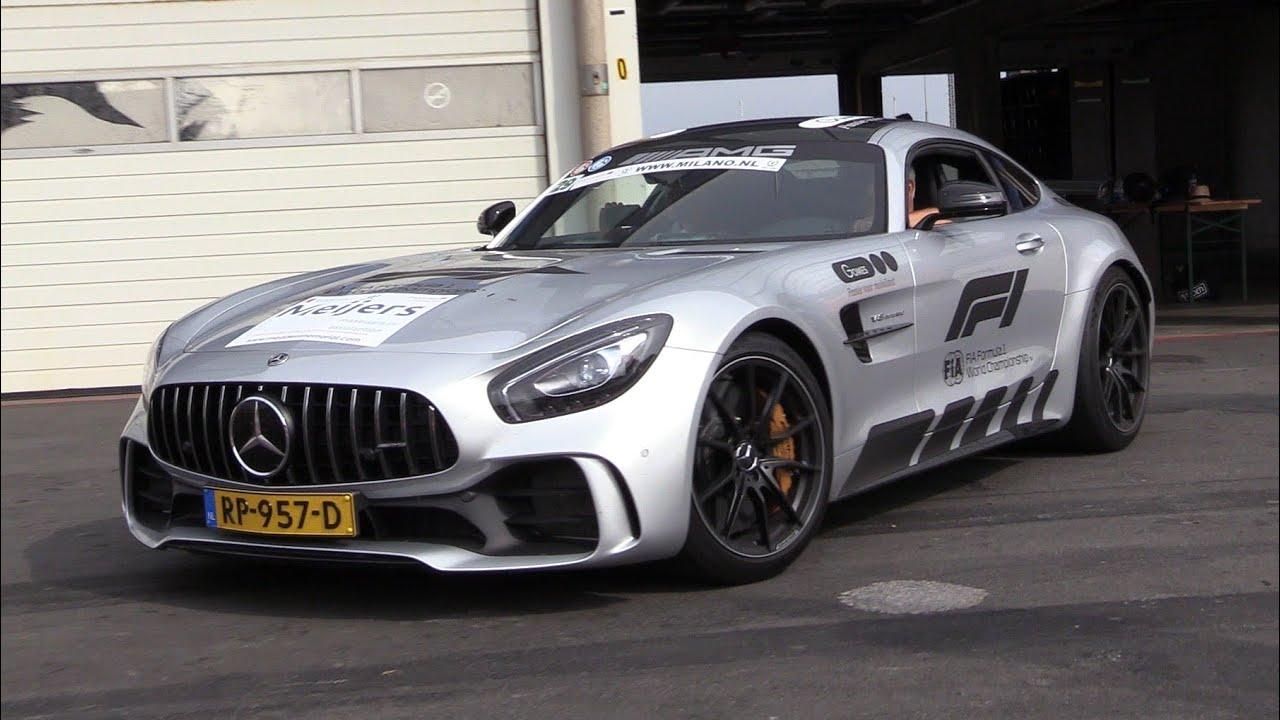 2018 Mercedes Amg Gt R Fia Formula 1 Safety Car Exhaust Sounds