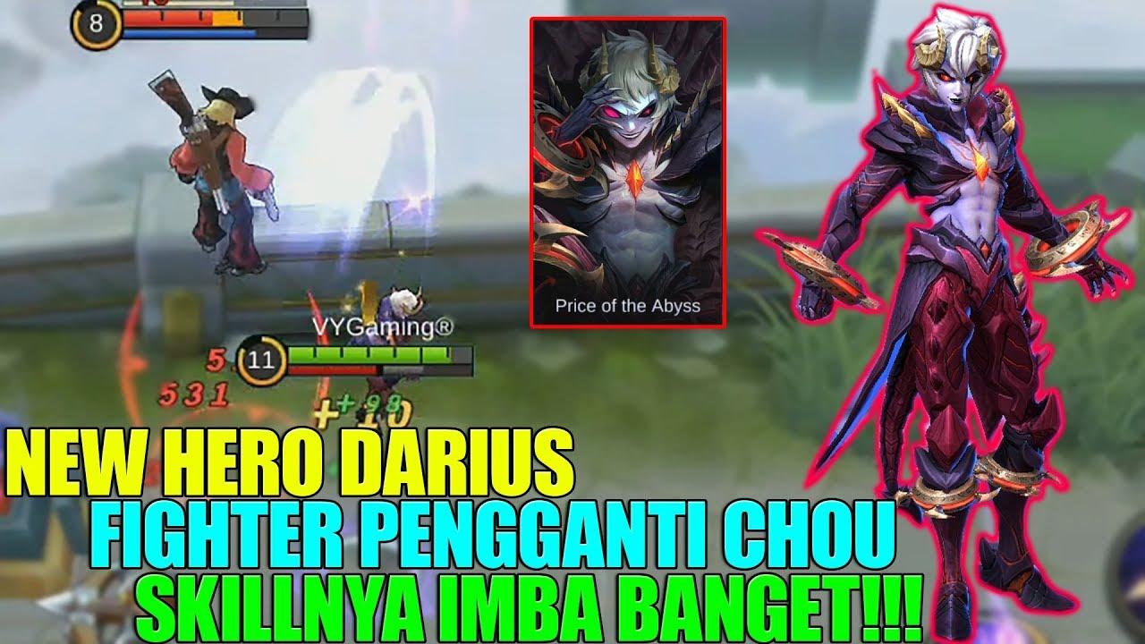 Jitunews Darius Mobile Legends Dikira Hero Bocah