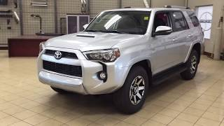 2018 Toyota 4Runner TRD Off-Road Review