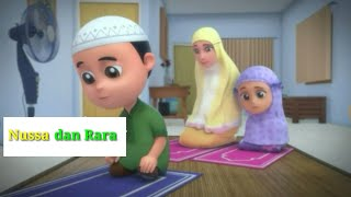 Download Video Nusa dan Rara l Episode Terbaru - Special Bulan Ramadhan - Nusa Jadi Imam Sholat MP3 3GP MP4
