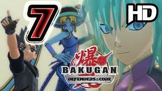 Bakugan: Defenders of the Core Walkthrough Part 7 (PS3, X360, Wii) HD