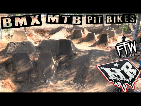 THE HOODRICH TRAILS! BMX, MTB, & 50's from YouTube · Duration:  14 minutes 8 seconds
