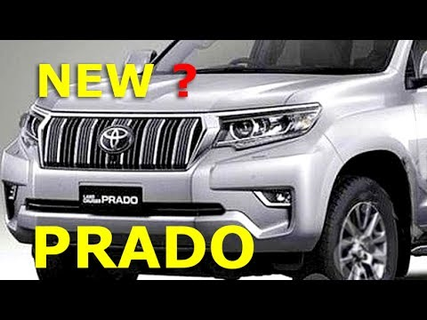 NEW ❓ Toyota Land Cruiser Prado 2018 - автоблог Александра Михельсона