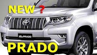 видео Тойота Ленд Крузер 300 2018 -  шпионские фото, цена, технические характеритсики