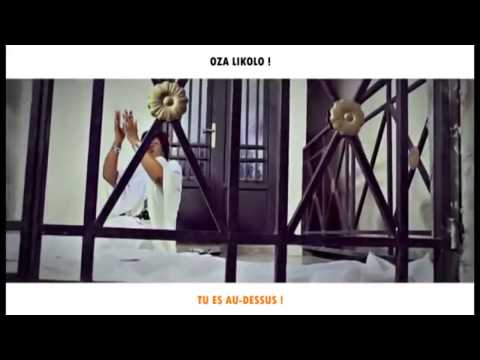 Copie De Sr  L'OR MBONGO JEHOVAH Clip Officiel ORACLE Lyric Lingala & Français