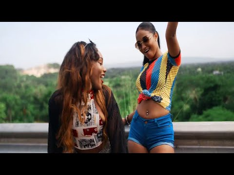 Nailah Blackman & Shenseea  Badishh  HD  Tropical House  Soca  Dancehall 2017
