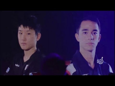 2017 Czech Open (MS-SF) HARIMOTO Tomokazu Vs CALDERANO Hugo [Full Match/English|HD]