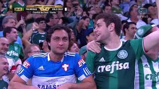 GOL: Palmeiras 1-0 Colo Colo
