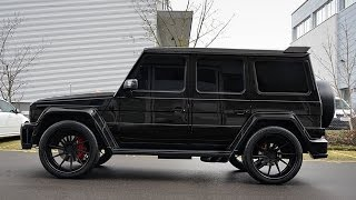LOUDEST Mercedes G63 AMG Ever?? Brutal Exhaust Sound!