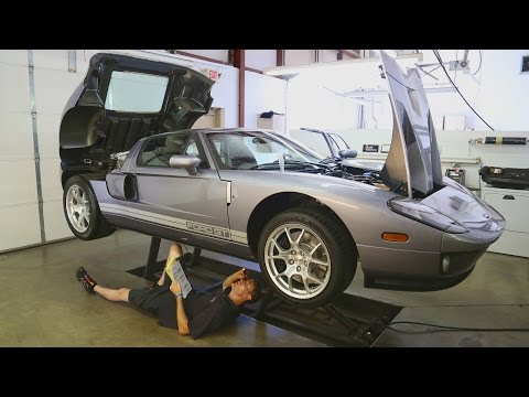 Ford GT Inspection: Should We Buy?
