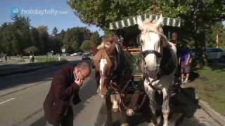 Horse Drawn Tour - Rv Rental Canada