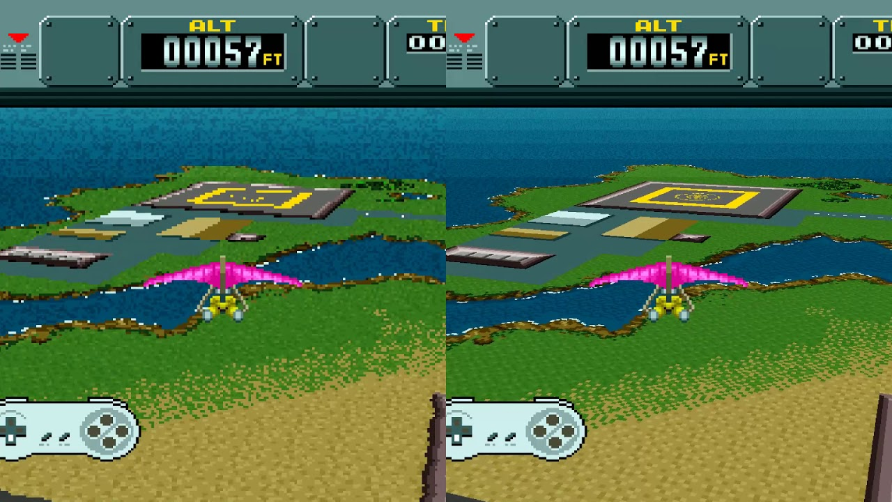 A Simple Emulator Patch Makes Many Super Nintendo Games Look