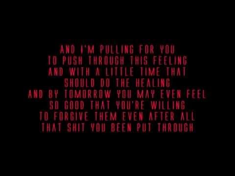 Eminem- Beautiful pain ft Sia Lyrics ( The Equalizer Soundtrack  )