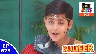 Baal Veer - बालवीर - Episode 673 -  Baalveer Motivates Kids To Study