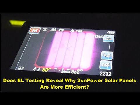 Why Are SunPower Solar Panels More Efficient?