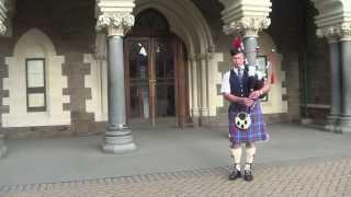 The Bagpiper...Stuart Wood...The Highland Wedding.....For Bridal Entrances