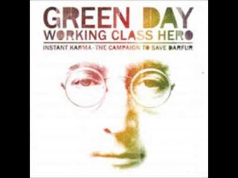 Green Day Working Class Hero (Uncensored version)