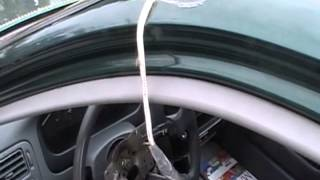 Replacing antenna on 99 Civic