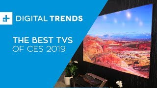 The Best TVs of CES 2019