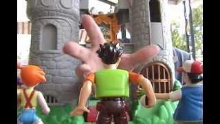 Random Bonus Action Figure Movie #8 Ash Vs. the Castle