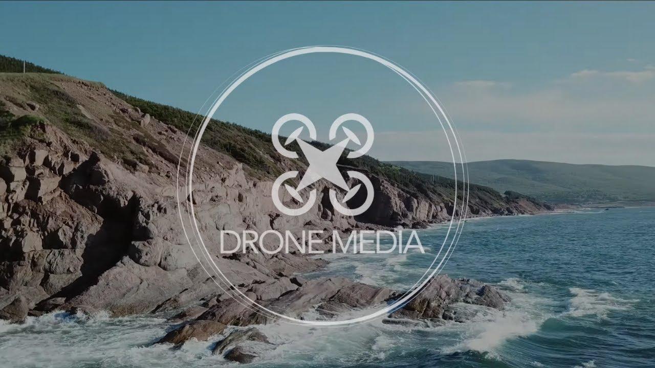 Drone Média - Lancement (Demo Reel)