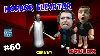 Roblox - We Found Granny non-Elevator Family Plays