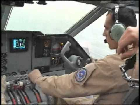 C-27 Spartan Pilot