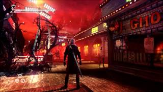DmC Devil May Cry: Definitive Edition PS4 Gameplay