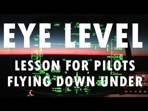 Flat Earth Eye Level Horizon Flying Lesson With HUD thumbnail