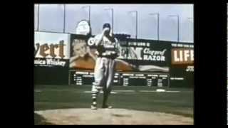 1930年代~40年代の大リ-グのカラー映像